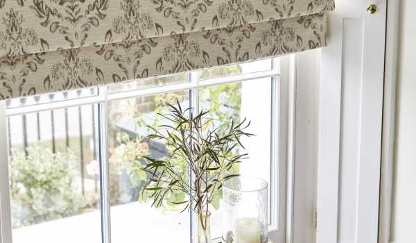 bespoke roman blinds