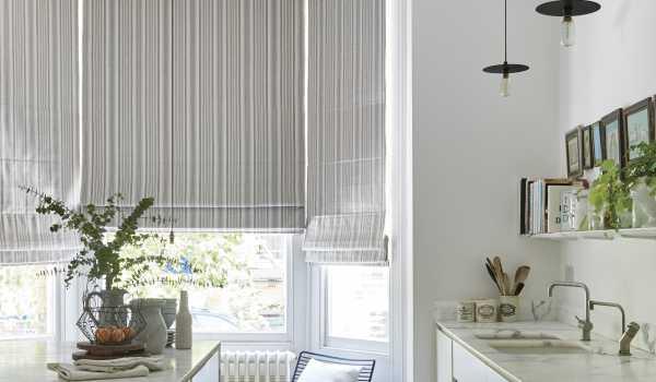 bespoke roman blinds