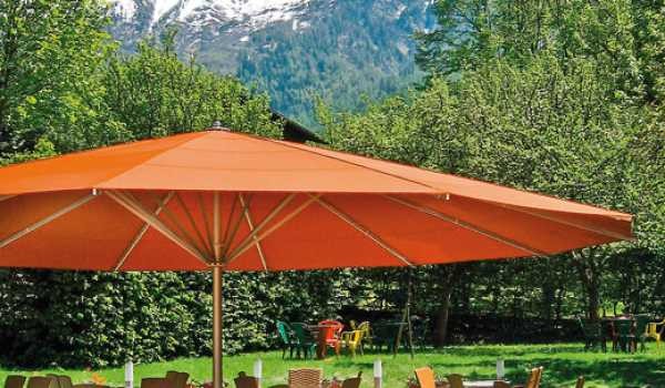garden stand alone canopy