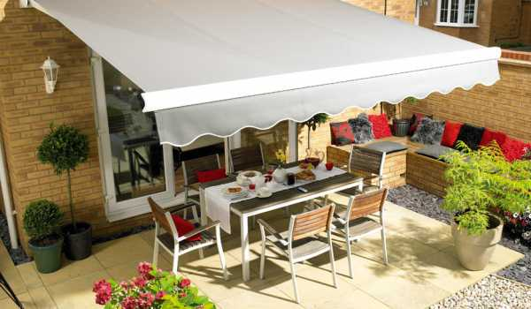 made to measure awning