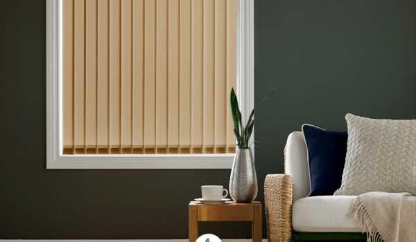 bespoke vertical blinds