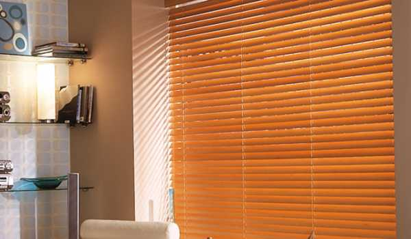 pine blinds