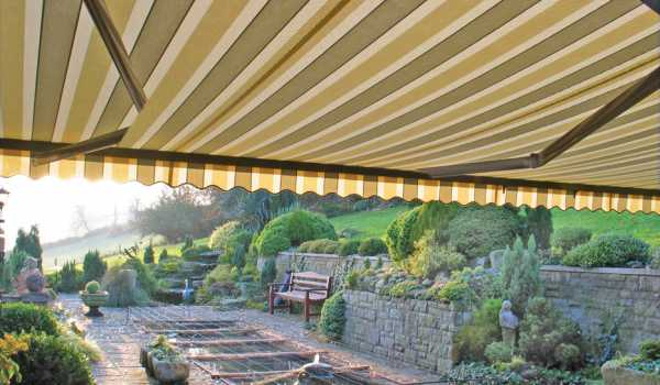 awnings-garden awnings