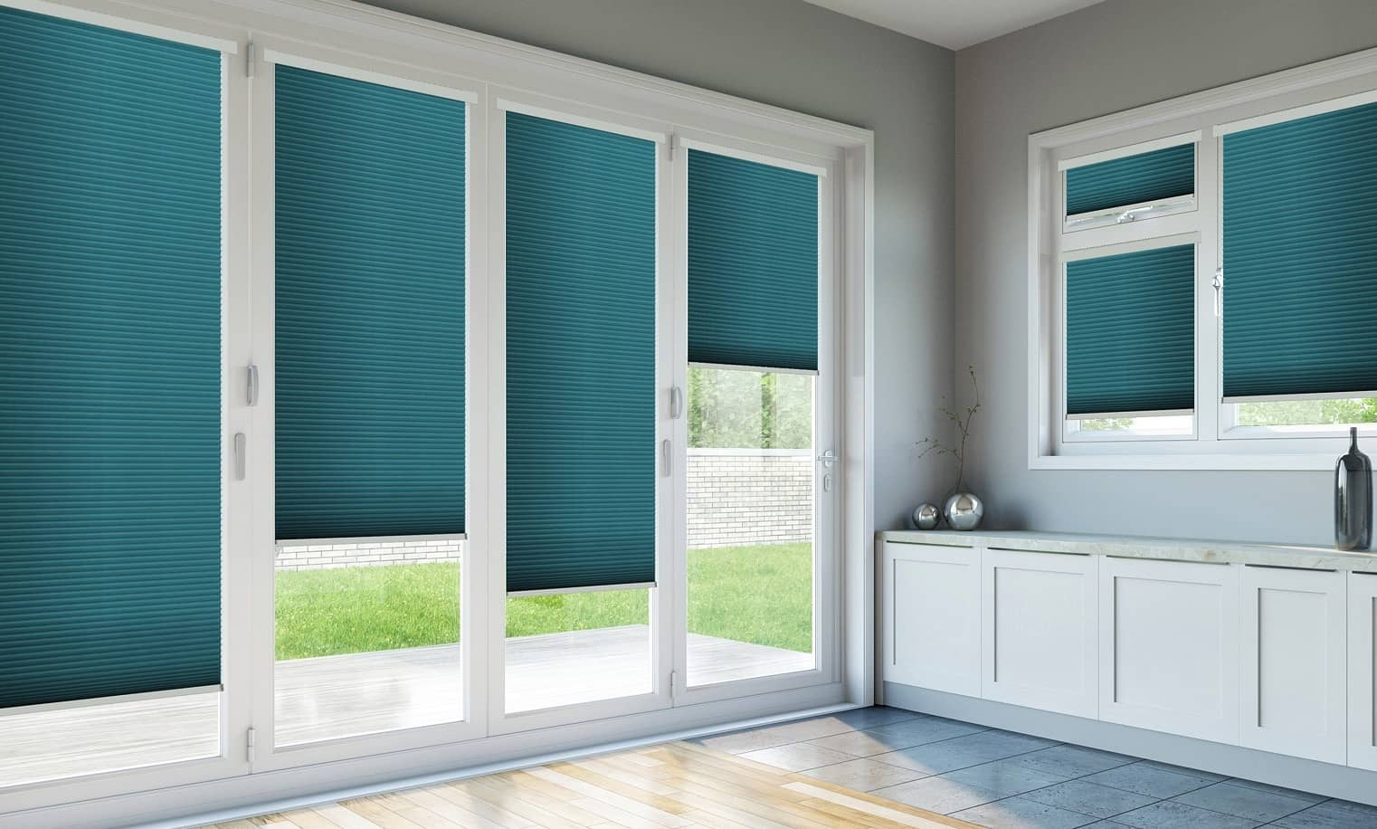 Bi Fold Door Blinds Leicester Coventry Amp Northampton