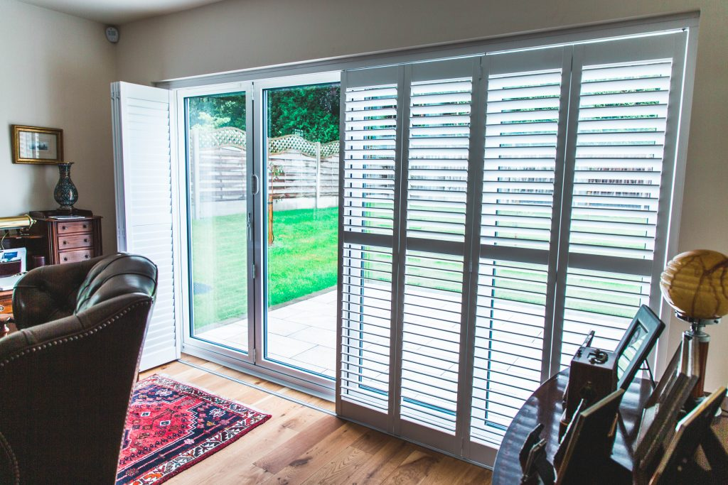 Image for Tracked Shutters