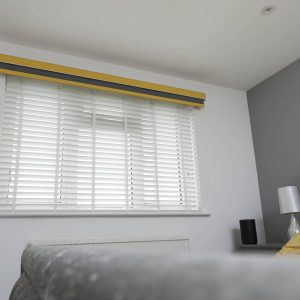 Alexa operated roller blinds
