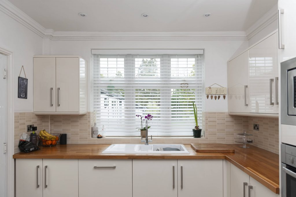 Image for Faux Wood Blinds