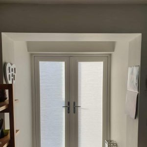 perfect fit blinds on patio doors