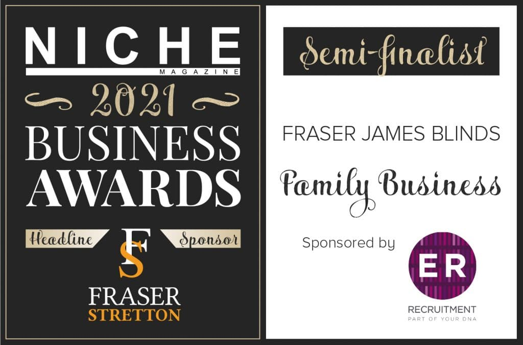 Niche Business Awards Semi-finalists awards logo