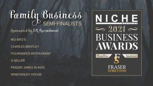 Niche Business Awards Finalists